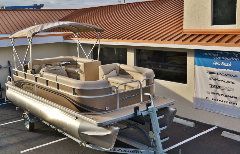 New 2014 Sweetwater 2286 Cruise 3 Gate boat for sale in Vero Beach, FL
