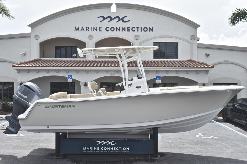 New 2018 Sportsman Heritage 231 Center Console boat for sale in Miami, FL