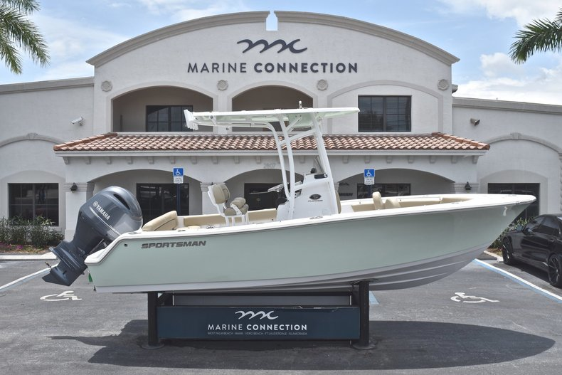 New 2018 Sportsman Heritage 211 Center Console boat for sale in West Palm Beach, FL