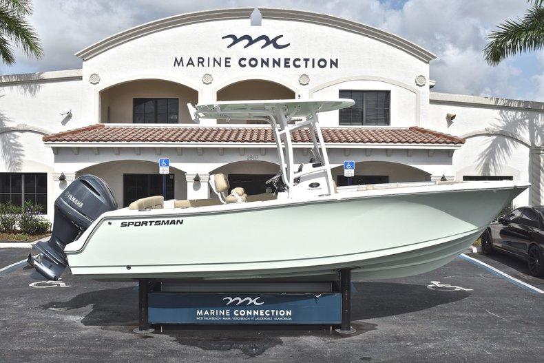 New 2018 Sportsman Heritage 231 Center Console boat for sale in Miami, FL