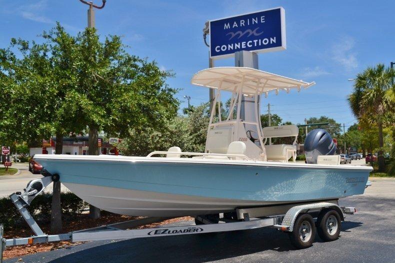 New 2018 Pathfinder 2200 TRS Bay Boat boat for sale in Vero Beach, FL