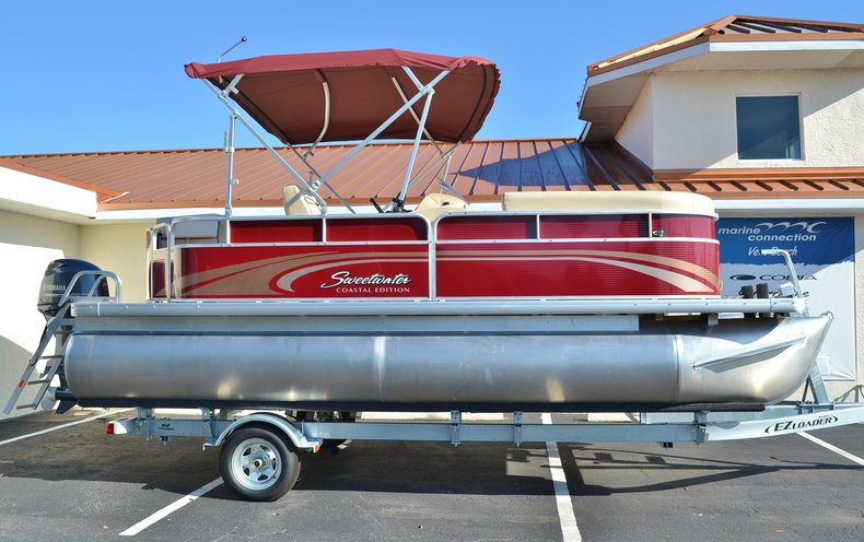 New 2014 Sweetwater 2086 Cruise 3 Gate boat for sale in Vero Beach, FL