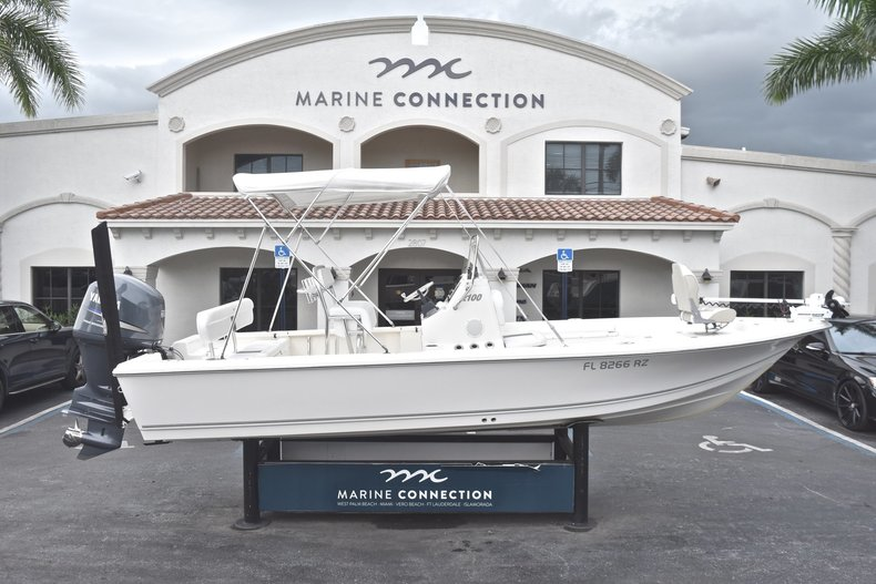Used 2012 Tidewater 2100 Bay Max boat for sale in West Palm Beach, FL