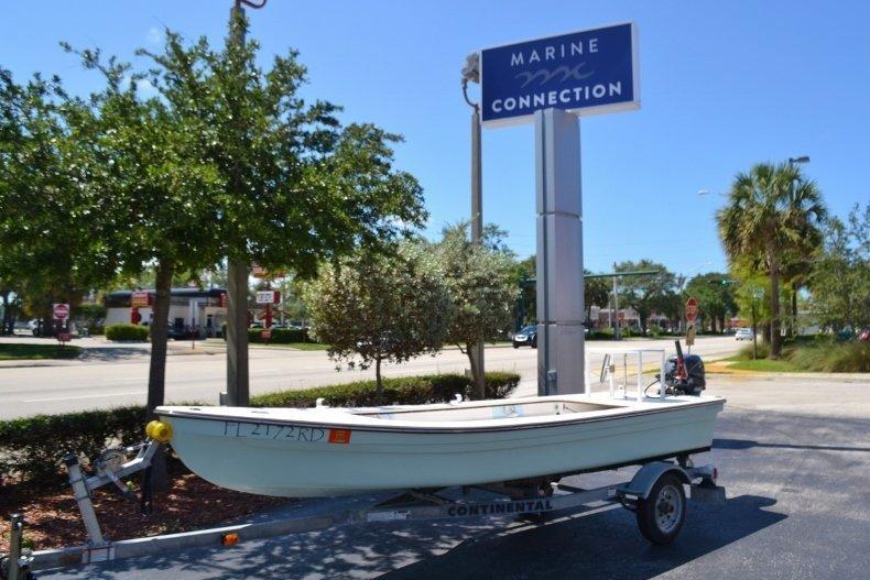 Used 2016 Dragon Fly Marsh Hen boat for sale in Vero Beach, FL