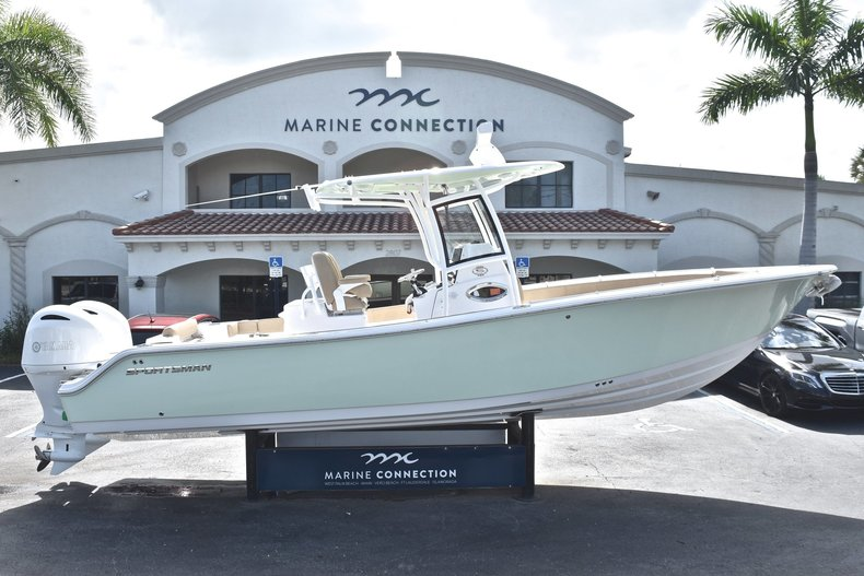 New 2019 Sportsman Open 282 Center Console boat for sale in West Palm Beach, FL