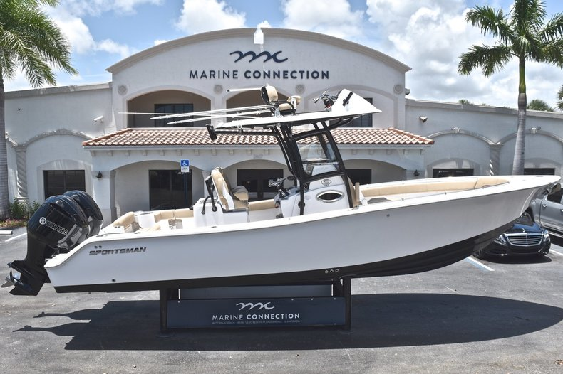 Photo for 2019 Sportsman Open 282 TE Center Console