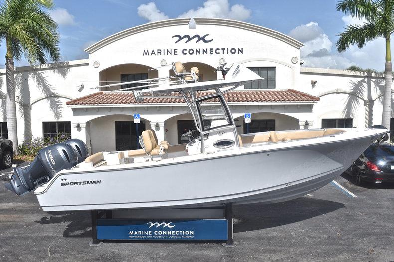 New 2019 Sportsman Open 252 Center Console boat for sale in Islamorada, FL