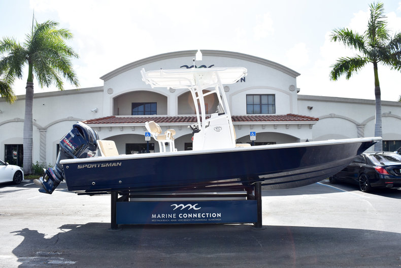New 2019 Sportsman Tournament 234 Bay boat for sale in West Palm Beach, FL