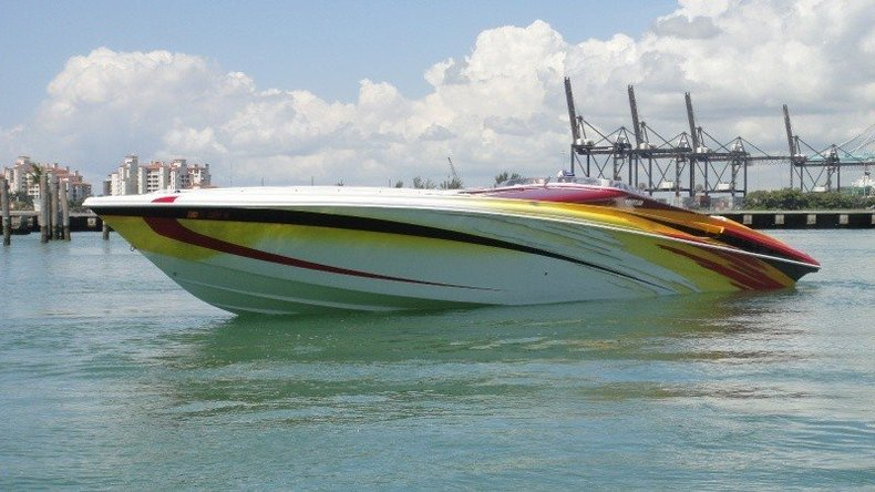 Photo for 2004 Hustler 50 Performance Yacht