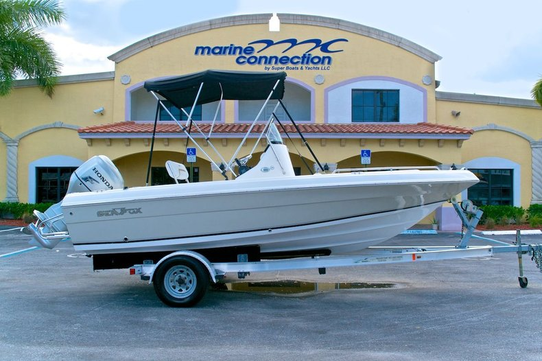 Used 2008 Sea Fox 187 Center Console Boat For Sale In West Palm Beach FL G161