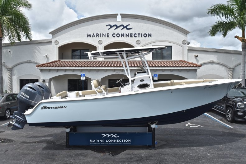 Used 2018 Sportsman Open 252 Center Console boat for sale in West Palm Beach, FL