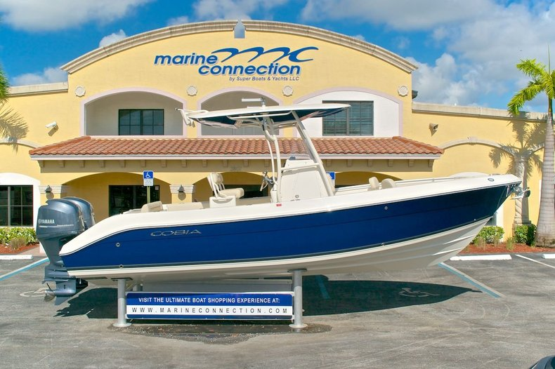 New 2014 Cobia 256 Center Console boat for sale in West Palm Beach, FL