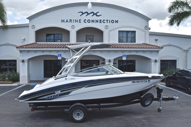 Used 2017 Yamaha AR 190 boat for sale in West Palm Beach, FL