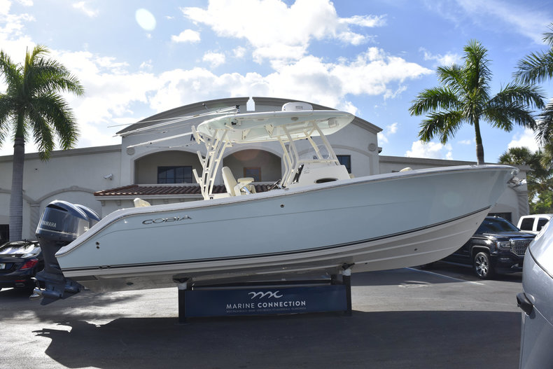 Used 2016 Cobia 296 Center Console boat for sale in West Palm Beach, FL