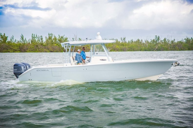 New 2019 Cobia 320 Center Console boat for sale in West Palm Beach, FL