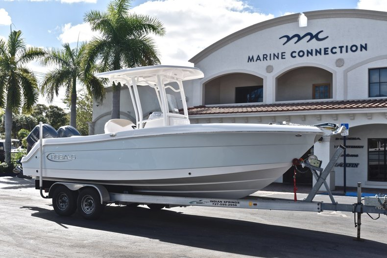 Used 2019 Robalo R242 Center Console boat for sale in West Palm Beach, FL