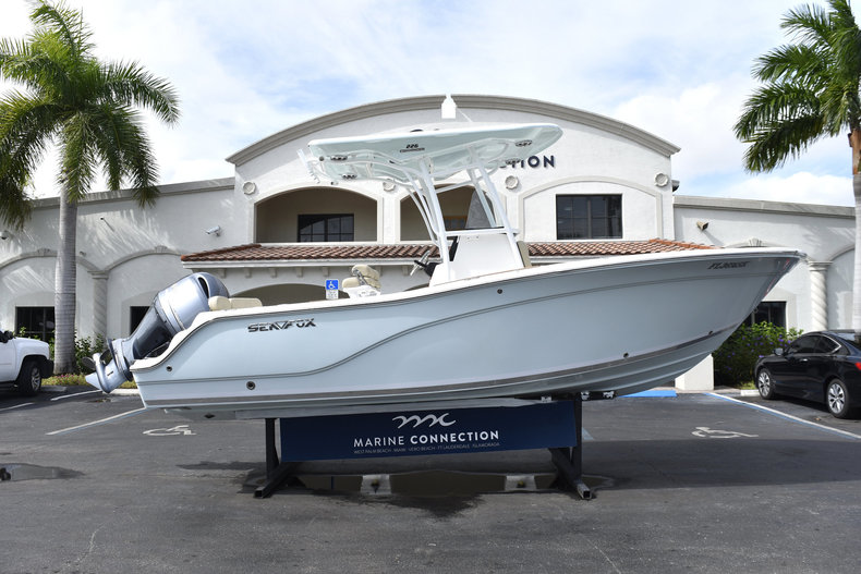 Used 2017 Sea Fox 226 Center Console boat for sale in West Palm Beach, FL