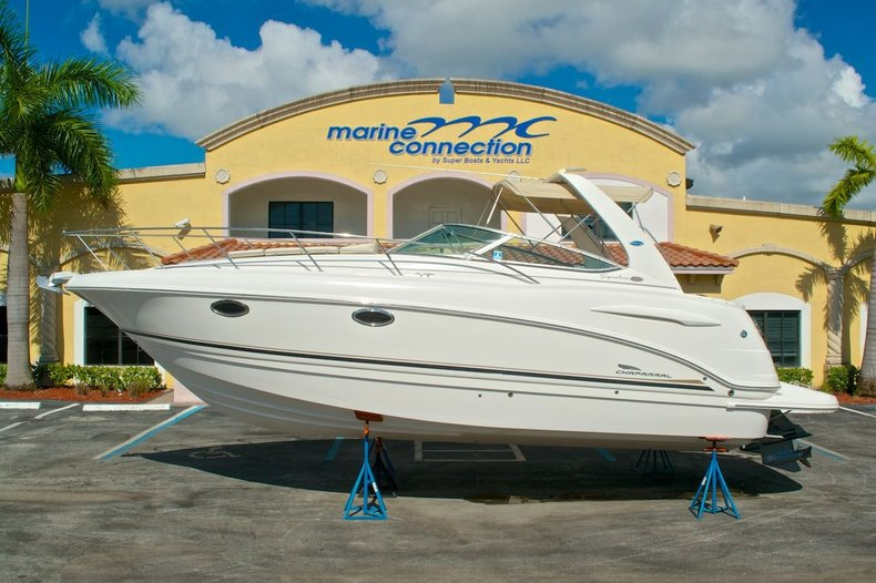 Used 2003 Chaparral 280 Signature Cruiser boat for sale in West Palm Beach, FL
