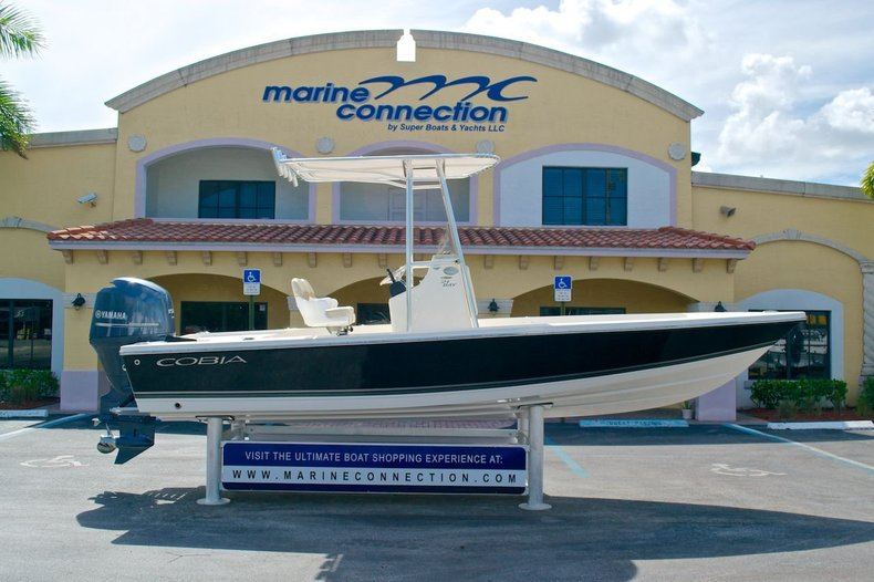 New 2014 Cobia 21 Bay boat for sale in West Palm Beach, FL