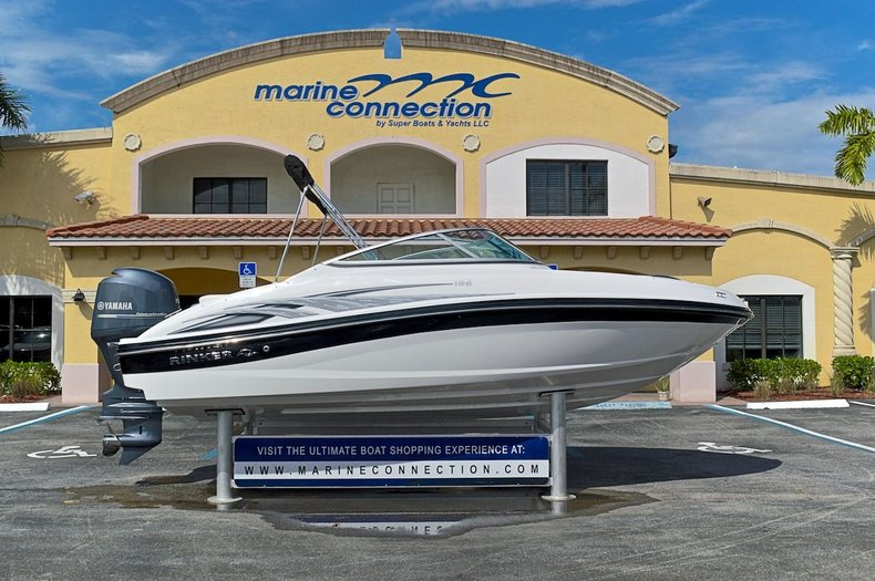 New 2014 Rinker Captiva 196 OB Bowrider boat for sale in West Palm Beach, FL
