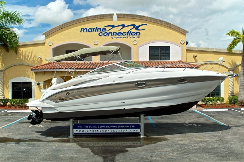 Used 2004 Crownline 270 CR Cruiser boat for sale in West Palm Beach, FL
