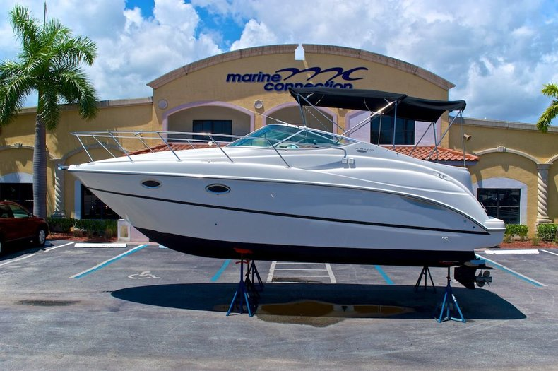 Used 2001 maxum 2700 scr sport cruiser boat for sale in for Fishing boat dealers near me