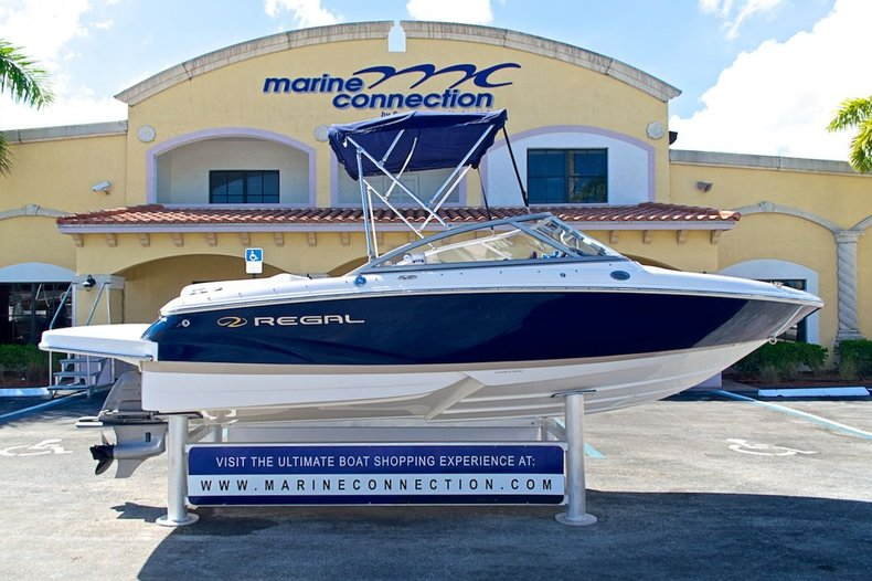 Used 2010 Regal 1900 Bowrider boat for sale in West Palm Beach, FL