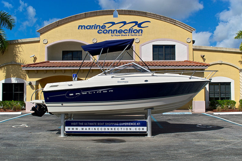 Used 2009 Bayliner 192 Discovery Cuddy Cabin boat for sale in West Palm Beach, FL