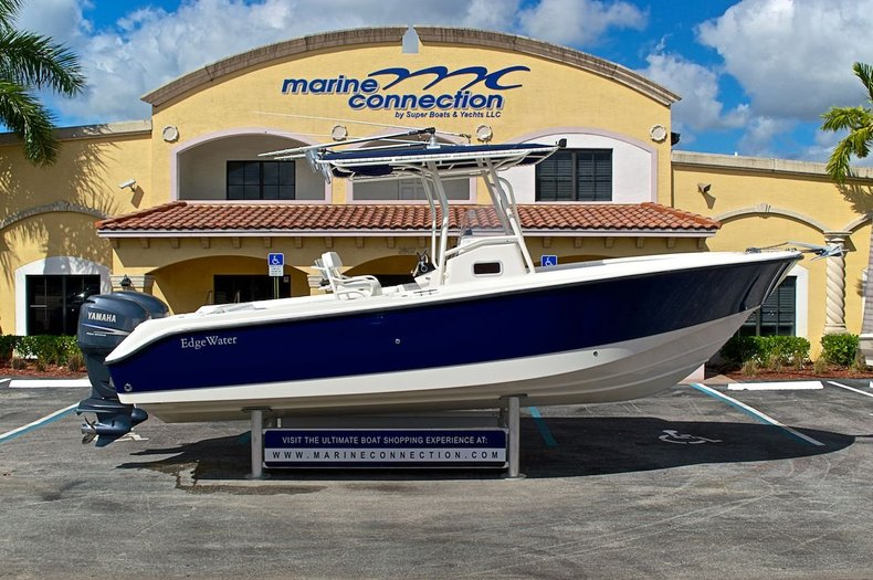 Used 2004 Edgewater 265 Center Console boat for sale in West Palm Beach, FL