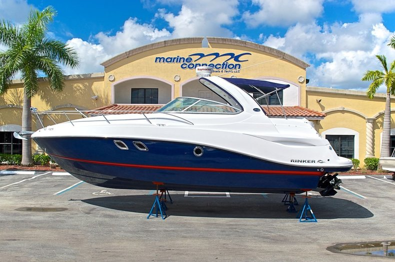 New 2014 Rinker 310 EC Express Cruiser boat for sale in West Palm Beach, FL