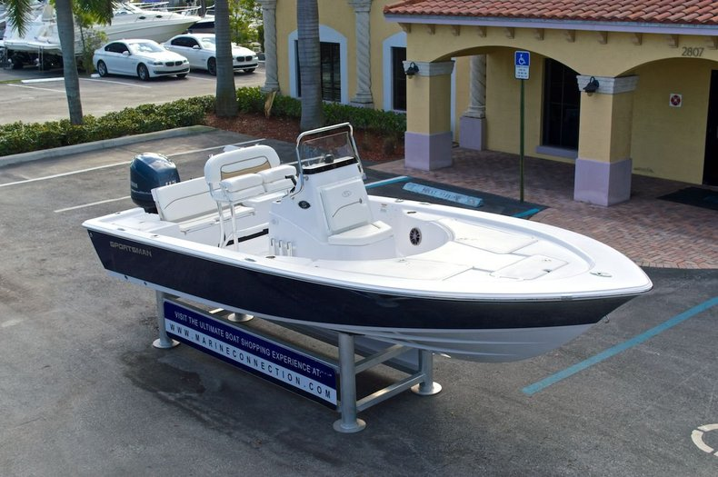 New 2015 Sportsman Masters 207 Bay Boat boat for sale in Miami, FL