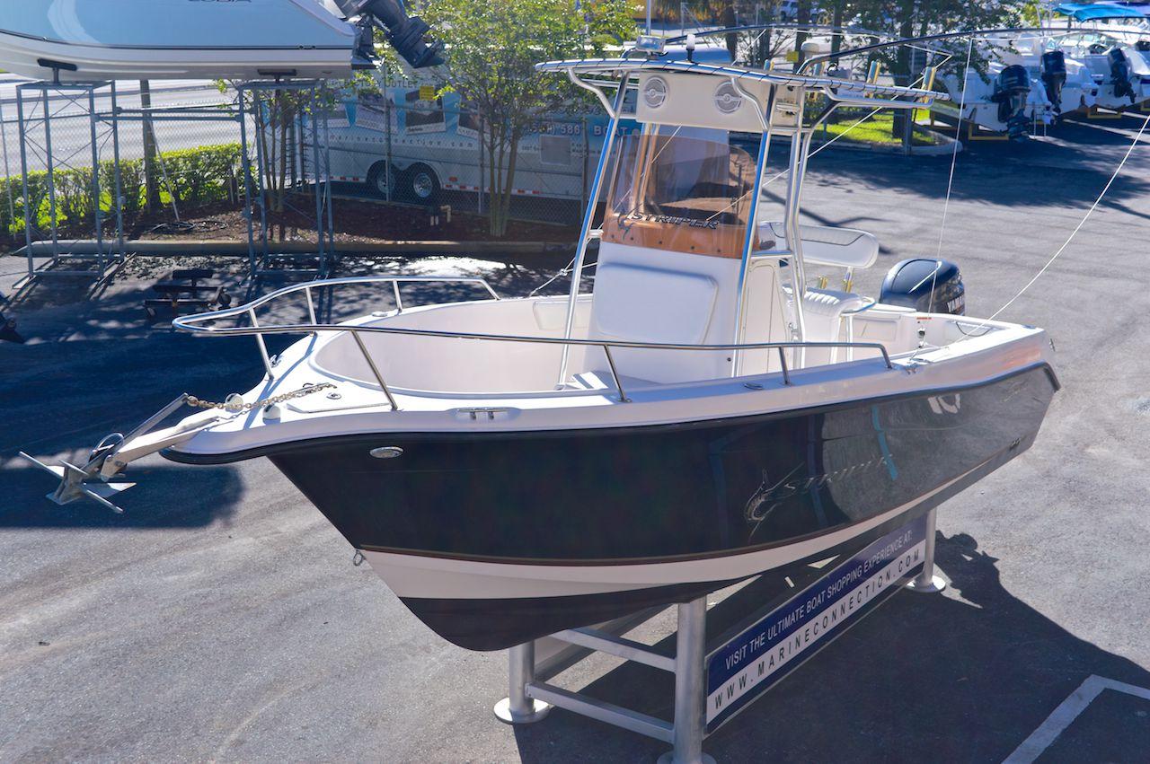 Used 2007 Seaswirl 2101 Striper Center Console Boat For