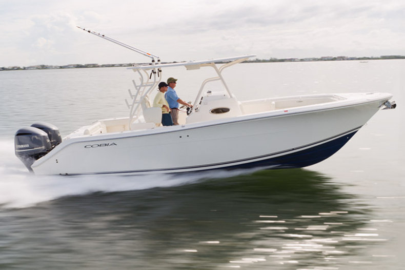 New 2014 Cobia 296 Center Console boat for sale in West Palm Beach, FL