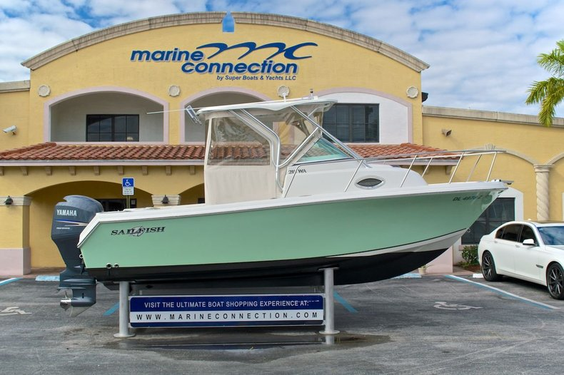 Used 2005 Sailfish 218 Walkaround boat for sale in West Palm Beach, FL