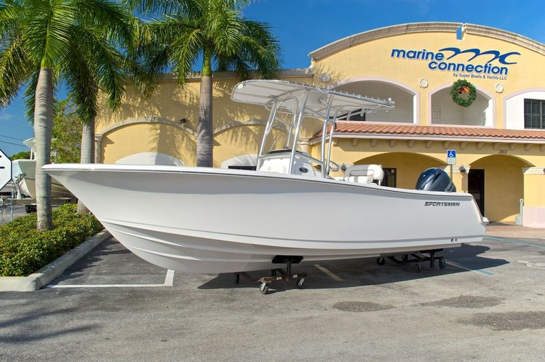New 2014 Sportsman Heritage 231 Center Console boat for sale in West Palm Beach, FL