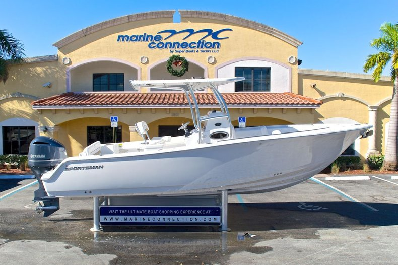 New 2014 Sportsman Heritage 251 Center Console boat for sale in West Palm Beach, FL