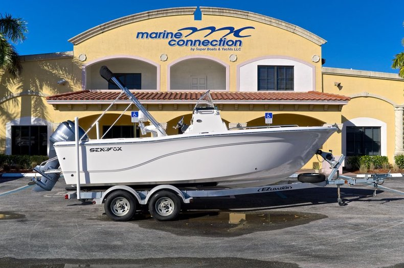 Used 2013 Sea Fox 199 Center Console boat for sale in West Palm Beach, FL