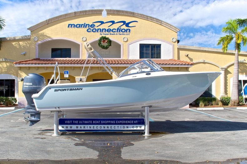 New 2014 Sportsman Discovery 210 Dual Console boat for sale in West Palm Beach, FL