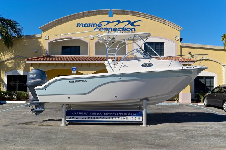 Used 2012 Sea Fox 216 Walkaround boat for sale in West Palm Beach, FL