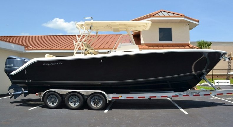 New 2014 Cobia 296 Center Console boat for sale in Vero Beach, FL