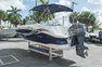 Thumbnail 6 for New 2014 Hurricane SunDeck SD 2400 OB boat for sale in West Palm Beach, FL