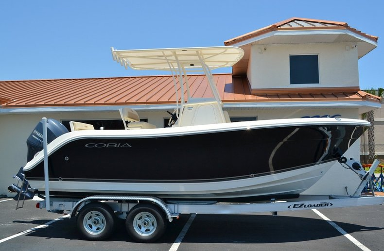 New 2014 Cobia 201 Center Console boat for sale in West Palm Beach, FL