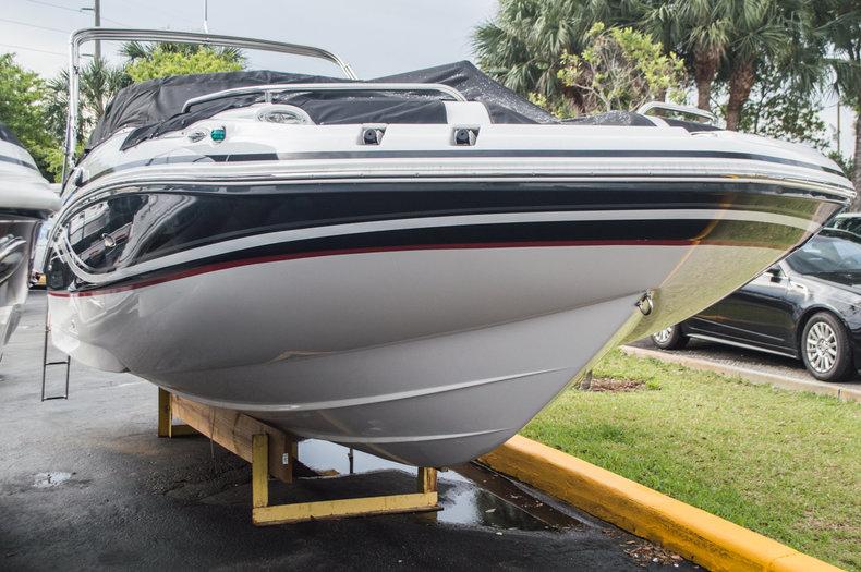 New 2014 Hurricane SunDeck SD 2200 DC OB boat for sale in Vero Beach, FL