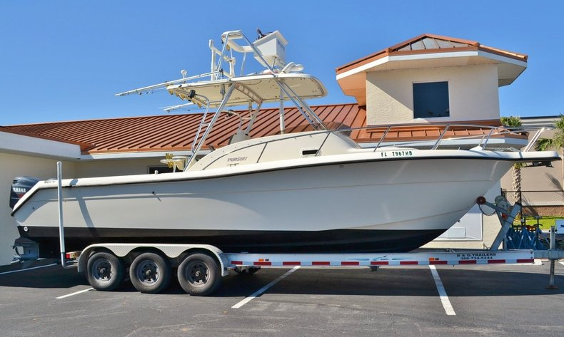 Used 1996 Pursuit 2870 Offshore boat for sale in Vero Beach, FL