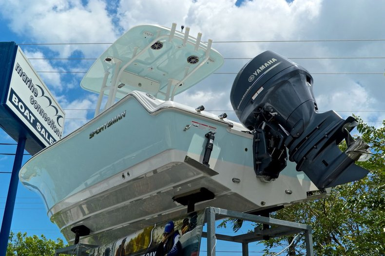 New 2014 Sportsman Heritage 211 Center Console boat for sale in West Palm Beach, FL