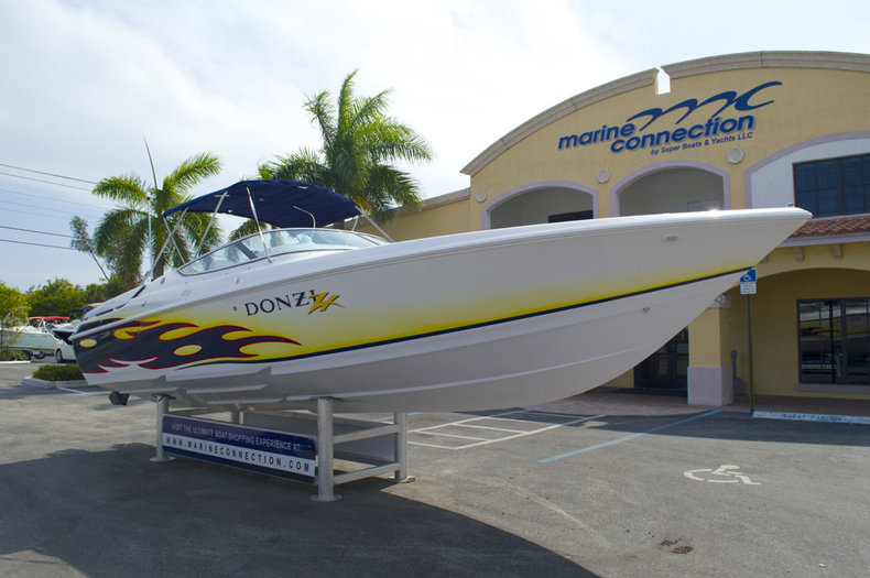 Marine Concepts is a full-service brokerage company that helps people who need to sell their yacht or want to buy a quality, pre-owned vessel.