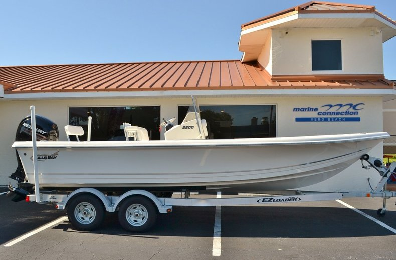 New 2014 Bulls Bay 2200 Bay Boat boat for sale in Vero Beach, FL