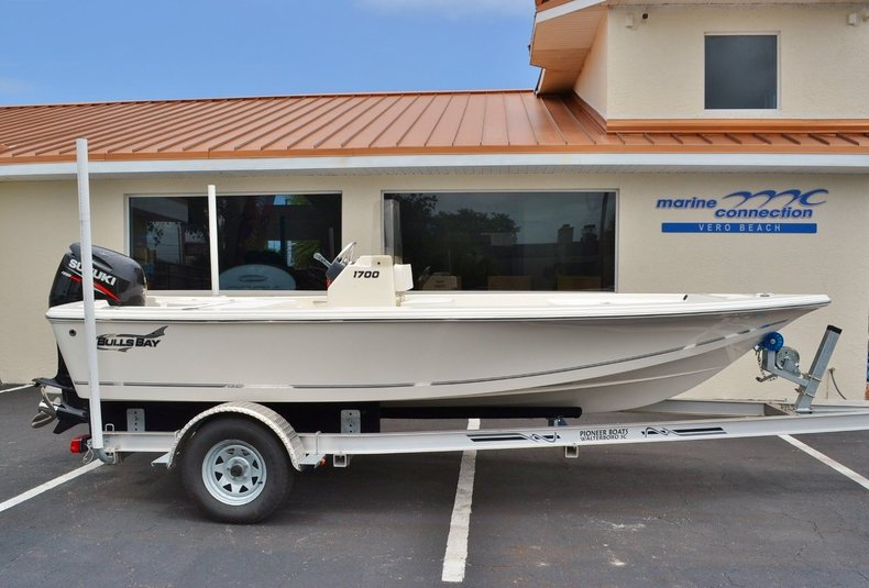 New 2014 Bulls Bay 1700 Bay Boat boat for sale in Vero Beach, FL