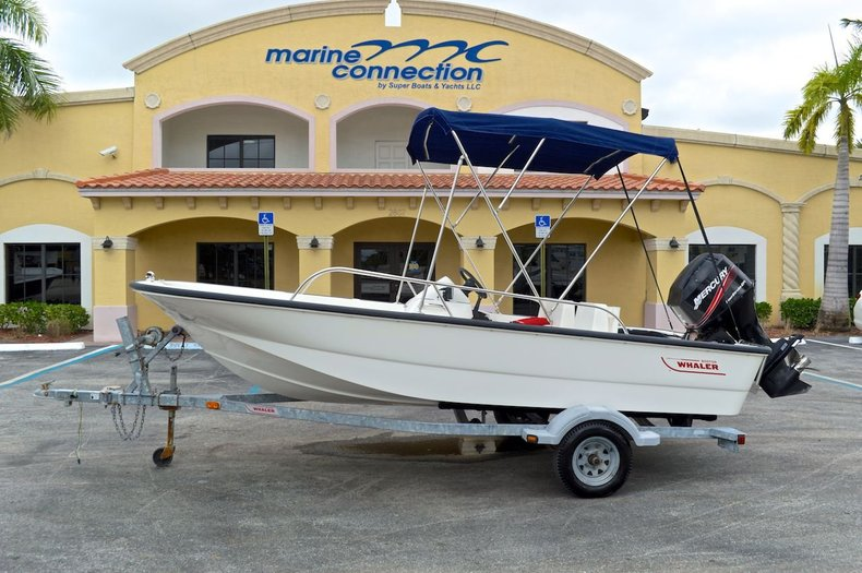 Used 2005 Boston Whaler 150 Sport boat for sale in West Palm Beach, FL