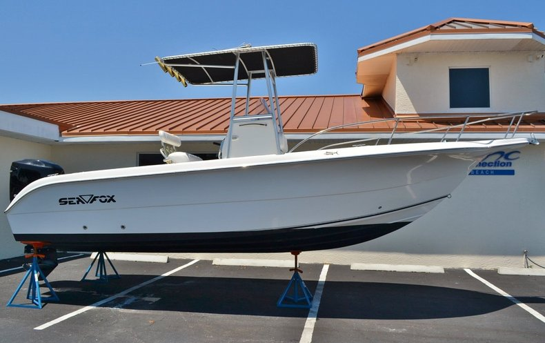 Used 2004 Sea Fox 230 CC boat for sale in Vero Beach, FL